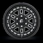 FUEL | BD MATTE BLACK | D667