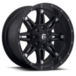 FUEL | HOSTAGE BD MATTE BLACK | D53
