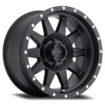 METHOD WHEELS | STREET STYLE MATTE BLACK | MR301