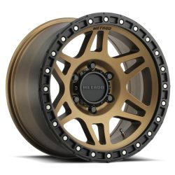 METHOD WHEELS | STREET STYLE BRONZE | MR312