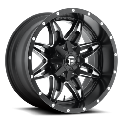 FUEL | LETHAL BLACK MILLED | D567