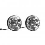 KC | 7″ GRAVITY LED PRO HEADLIGHT | PAIR PACK SYSTEM