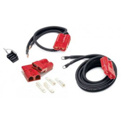 WARN | QUICK CONNECTOR PLUGS | FOR 2-4 GA ELEC 175A