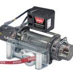 WARN | M8000 WINCH W/STEEL ROPE | 8,000 LBS