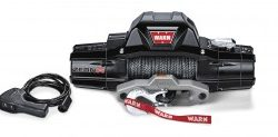 WARN | ZEON 8-S WINCH SPYDURA SYNTHETIC ROPE | 8,000 LBS
