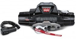 WARN | ZEON 10-S WINCH SPYDURA SYNTHETIC ROPE | 10,000 LBS