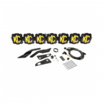 KC   GRAVITY LED PRO 6 MAVRICK X3   LIGHT BAR