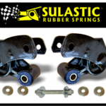 SULASTIC | RUBBER SPRING SHACKLES | CHEVY/GMC-1500 1999-2017