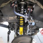 ARB  | FRONT SHOCK  NITROCHARGER SPORT | LC 200