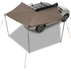 RHINO RACK | BATWING COMPACT AWNING | RIGHT