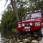 ARB | FRONT BUMPER WITH WINCH FIT KIT | 2009+ DEFENDER