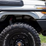ARB | SIDE STEPS & SIDE RAILS | LC 76 2012-2020