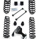 TERAFLEX | 2.5″ COIL SPRING BASE LIFT KIT W/O SHOCKS | JK 2DR