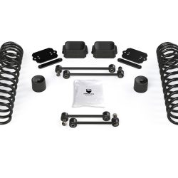 TERAFLEX | 2.5″ COIL SPRING BASE LIFT KIT W/O SHOCKS | JL 4DR