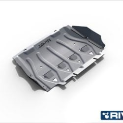 RIVAL | ALUMINUM 4MM RADIATOR SKID PLATE | FORD RANGER 2011-2019