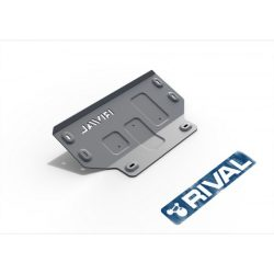 RIVAL | ALUMINUM 6MM CRANKECASE PROTECTION SKID PLATE | FORD F-150 2014-2018