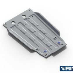 RIVAL | ALUMINIUM 6MM SKID PLATES V8 ENGINE GEAR BOX | LC 200 PRADO LEXUS 570 2007-2019