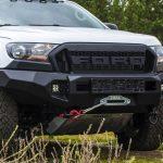 RIVAL | ALUMINIUM FRONT BUMPER | FORD RANGER 2015-2018