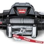 WARN | ZEON 8-S WINCH | W_SYNTHETIC ROPE | 8000 LBS | 12V DC
