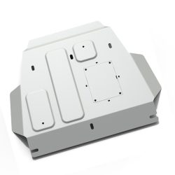 RIVAL | ALUMINIUM 6MM SKID PLATES V8 PETROL ENGINE | TOYOTA LC 200 LEXUS 570 2007-2019