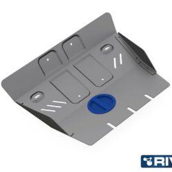 RIVAL | ALUMINIUM 6MM 4.0 ENGINE SKID PLATES | TOYOTA FJ 2007-2019