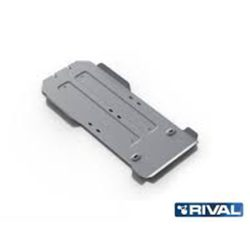 RIVAL | ALUMINIUM 6MM 4.0 ENGINE GEAR BOX TRANSFER CASE SKID PLATE | FJ 2007-2019 LC 150 2009-2016