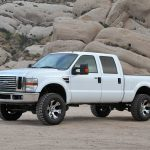 FABTECH |  4WD 4″ BUDGET SYSTEM WITHOUT SHOCKS – SOLD SEPERATELY | 2008-2016 F250/F350
