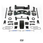FABTECH | 6″ BASIC SYSTEM COMPLETE KIT WITH REAR SHOCKS | 2009-2013 F150
