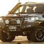 TJM   FRONT BUMPER STEEL   LC 200 2015+
