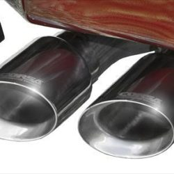 CORSA PERFORMANCE | 6.0L CAT-BACK SINGLE SIDE EXIT W/ TWIN 4.0 TIP | 2011-2014 GM 2500HD EXT CAB