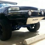 N-FAB | 1500 RSP FRONT BUMPER WITHOUT LIGHTS | 1999-2002 CHEVY