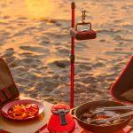 IKAMPER | DETACHABLE TELESCOPIC STAND