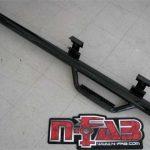 NFAB | REGULAR CAB CABLENGTH NERF STEP – TEXTURED BLACK | 2007-2013 GM 1500/2007-2010 2500HD