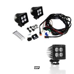 KCLIGHTS | LZR LED – 3″ CUBE DRIVING 20 WATT (PAIR) WITH ONE FREE UNIT