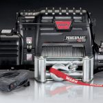 WARN INDUSTRIES | POWERPLANT 12 WINCH WITH STEEL ROPE | 12,000 LBS 12V DC