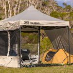 ARB | TRACK SHELTER SERIES II | 3X3 MTR