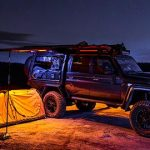 ARB | AWNING WITH LIGHT | 2X2.5 MTR