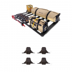 ARB | BASE RACK WITH MOUNT KIT | LC200