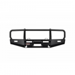 ARB | FRONT DELUXE BULL BAR WINCH MOUNT BUMPER | LC80