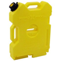 ROTOPAX 2 GALLONS YELLOW | 7.5L